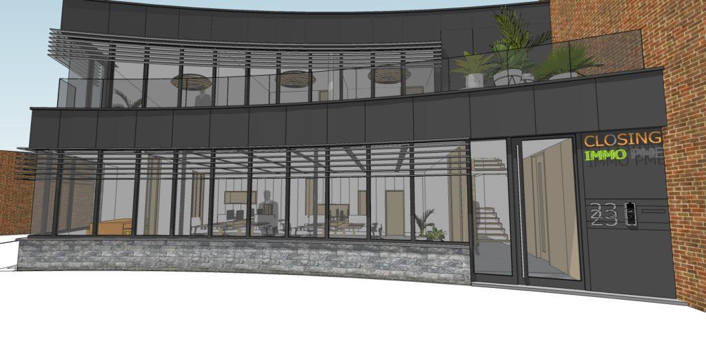 ImmoPME - Business Center Namur 2 - A louer - Location