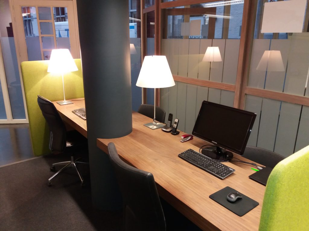 ImmoPME - Business Center Namur - A louer - Location